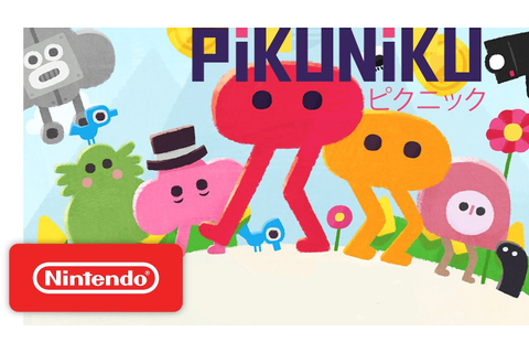 Pikuniku - Launch Trailer - Nintendo Switch - YouTube