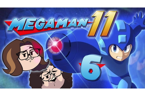 Mega Man 11: Shark Ice Cream - PART 6 - Game Grumps - YouTube