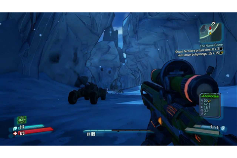 Borderlands 2: How to shoot ferovore(Bullymong ...