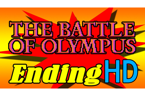 Battle of Olympus - Final Boss and Ending HD - YouTube