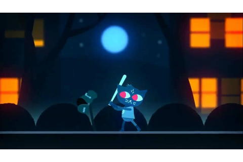 Night in the woods - Trailer (Kickstarter / Infinite Fall ...