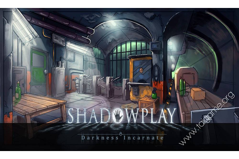 Shadowplay: Darkness Incarnate Collector's Edition ...