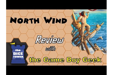 North Wind Review - with the Game Boy Geek - YouTube