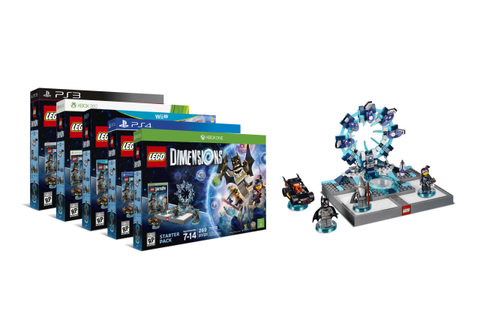 Lego Dimensions turns collectible bricks into playable ...