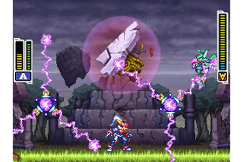 CRES Reviews: Game Review: Mega Man ZX Advent