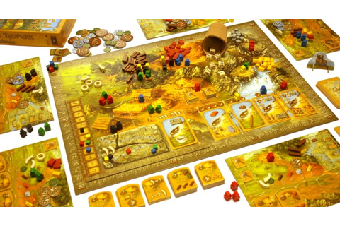 Stone Age | Across the Board Game Cafe