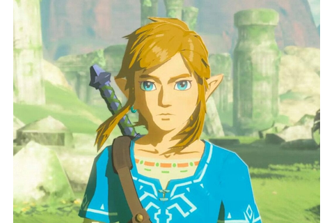 Ok, real talk: I have a huge crush on Link in this game ...