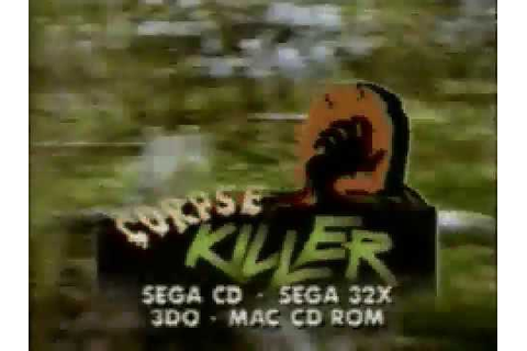 Corpse Killer - video game trailer (1995). Macintosh, 3DO ...