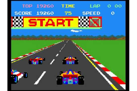 Atari ST Pole Position - work in progress 21 March 2014 ...