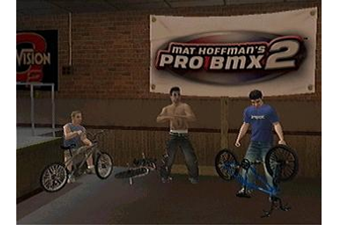 Screens: Mat Hoffman's Pro BMX 2 - PS2 (9 of 35)