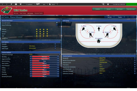Eastside Hockey Manager Review - Sports Gamers Online