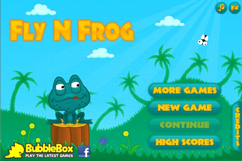 Fly N Frog Hacked / Cheats - Hacked Online Games