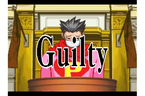 Phoenix Wright: Ace Attorney Trials And Tribulations ...