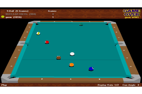 virtual pool 2: the sequel, the first - YouTube