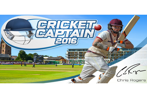 Cricket Captain 2016 Free Download FULL PC Game