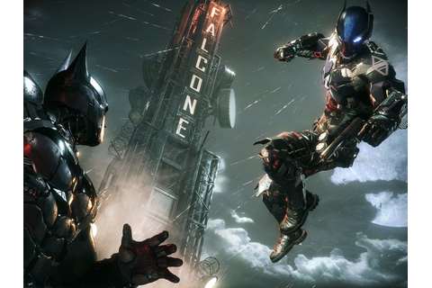 'Batman: Arkham Knight' has two huge twists and one is ...