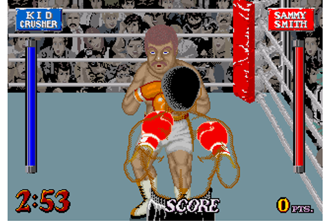 Heavyweight Champ - Videogame by Sega