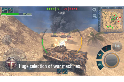Tank Force: Real War Online - Online Game Hack and Cheat ...