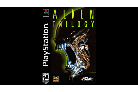Alien Trilogy. PS1. Walkthrough - YouTube