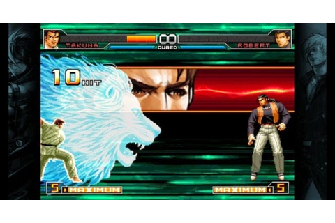 The King of Fighters 2002 Free Download PC Game