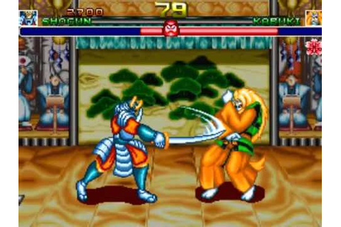 Shogun Warriors World MAME Gameplay video Snapshot -Rom ...
