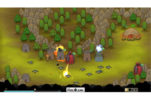 PixelJunk™ Monsters Game | PS3 - PlayStation