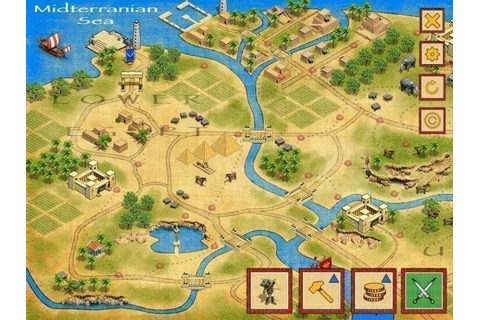 Defense of Egypt: Cleopatra Mission - Games Bounty