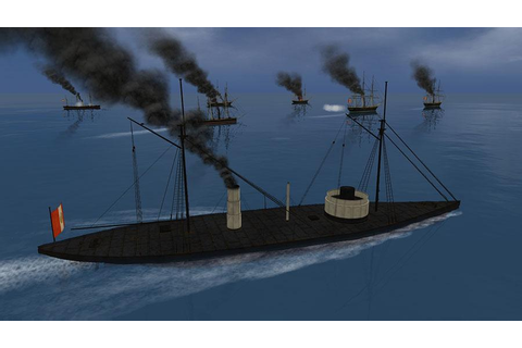Ironclads Chincha Islands War 1866 - Buy and download on GamersGate
