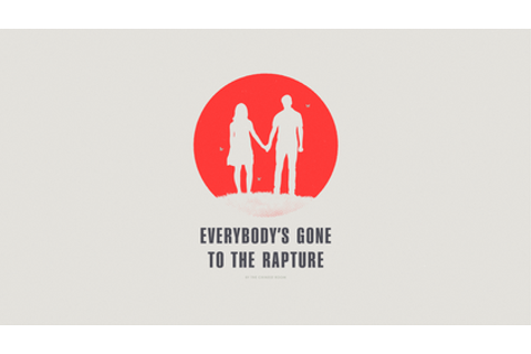 Everybody's Gone to the Rapture - Wikipedia