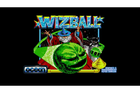 Wizball, ATARI ST (1080p50) - YouTube