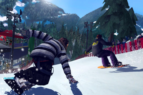 Shaun Whites Snowboarding Game - PS2, PS3, Xbox 360 and ...