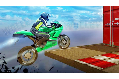 Impossible Bike Stunts 3D - New Bikes Unlocked Android ...