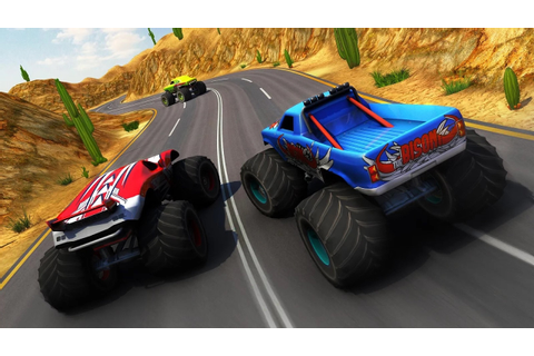 Monster Truck Racing - Racing Games - Videos Games for ...