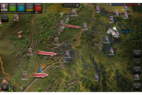 Civil War Games submited images.