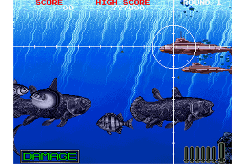 Battle Shark - Videogame by Taito
