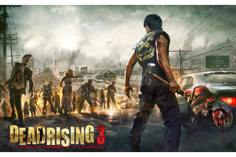 Dead Rising 3 ~ Mystery Wallpaper