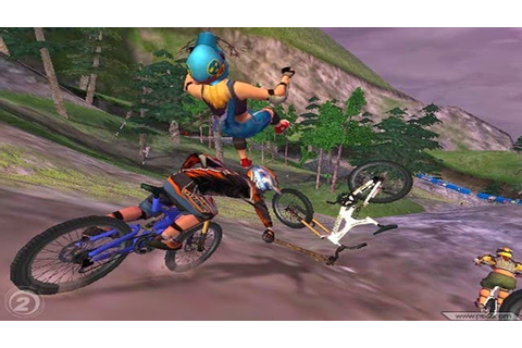 Downhill Domination PS2 ISO Download | Fully PC Games ...