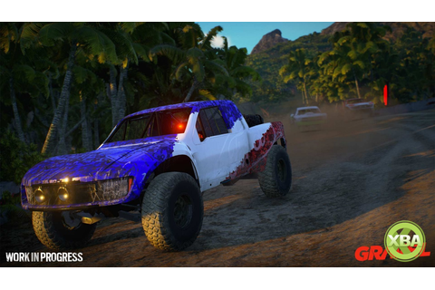 Milestone Announces Off-Road Racing Game Gravel, Coming ...