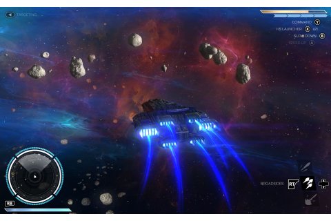 Double Damage Games reveals Rebel Galaxy, an action space ...