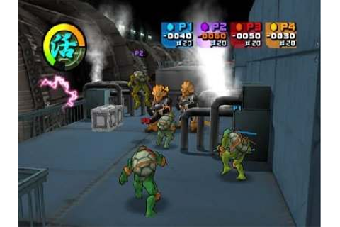 Teenage Mutant Ninja Turtles: Mutant Melee - PC Game ...