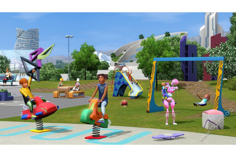"The Sims 3: Into the Future (Thế giới ""Sims"" tương lai ..."