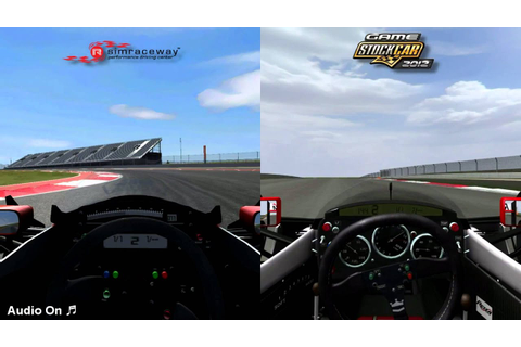 Simraceway vs Game Stock Car 2012 - 1988 Formula 1 at ...