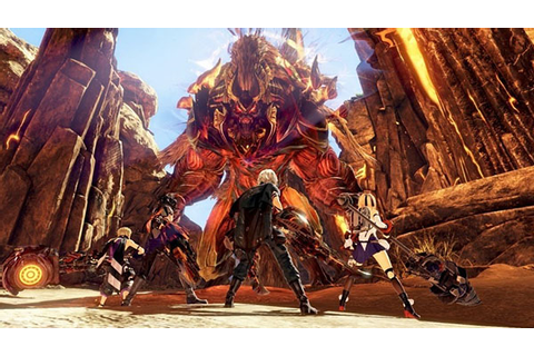 God Eater 3 PS4 revised action demo launches November 29 ...