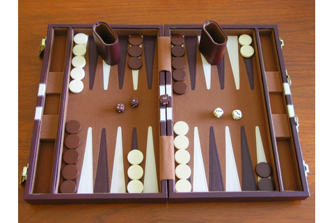 Backgammon – Wikipedia