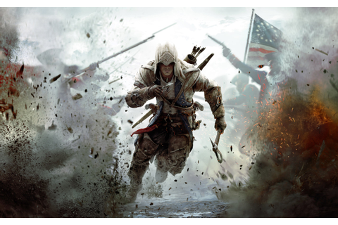 Assassin's Creed 3 2012 Game Wallpapers | HD Wallpapers ...