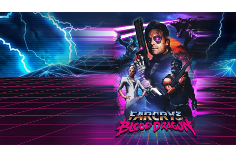 Far Cry 3: Blood Dragon Wallpaper Computer Wallpapers ...