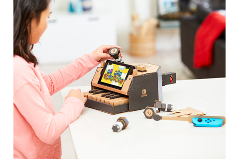 Nintendo Labo: Price, Details, Release Date | WIRED