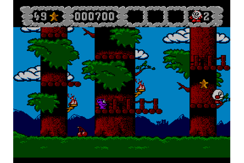 Play Excellent Dizzy Collection Sega Game Gear online ...