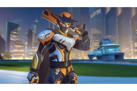 Overwatch Summer Games 2017 skins are here and they're ...