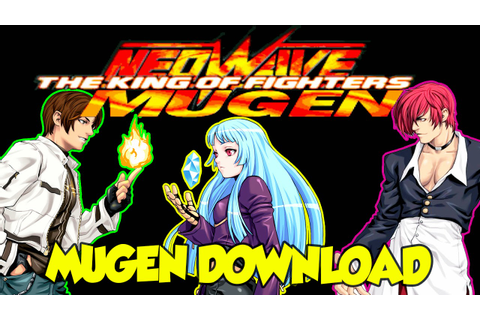 The King of Fighters Neowave Mugen 2015 ~ Blog do Ruivo ...